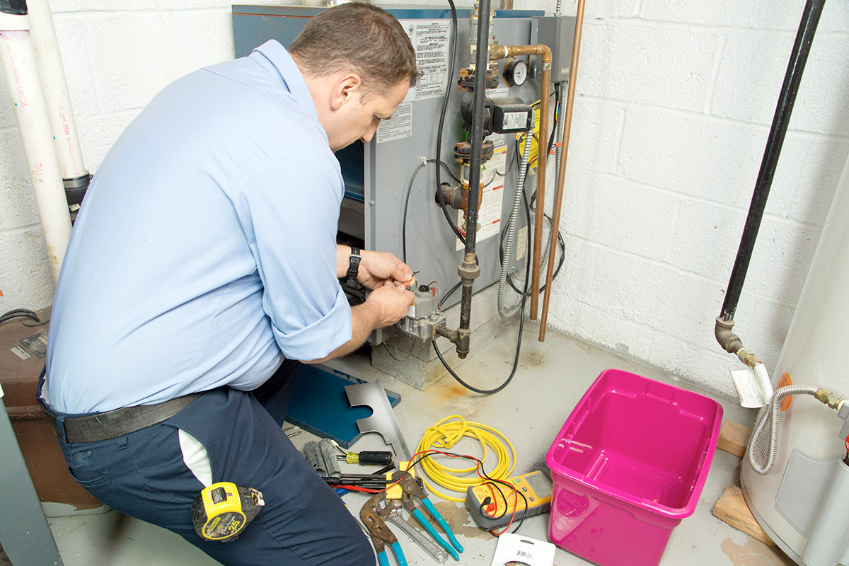 Installation des appareils professionnels à Plombier Beauport, Québec