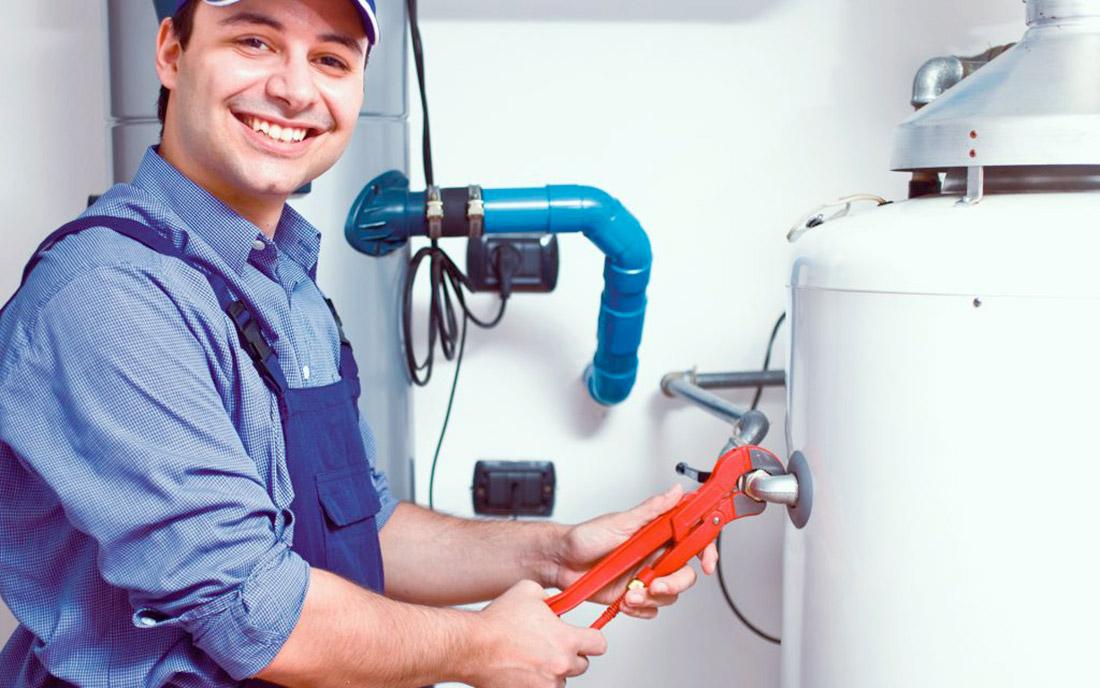 Installation d'un réservoir d'eau chaude à Beauport, QC